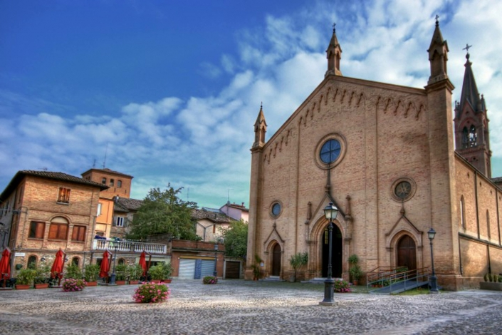 Borgo di Castelvetro