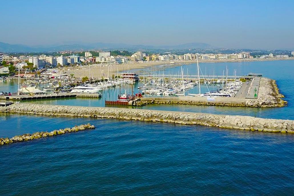 Cattolica porto