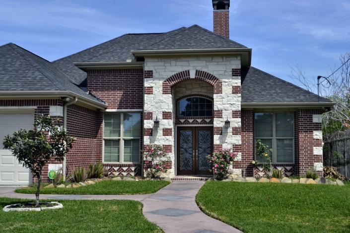 Virtual Tour di villetta a schiera per un uso nel settore immobiliare.