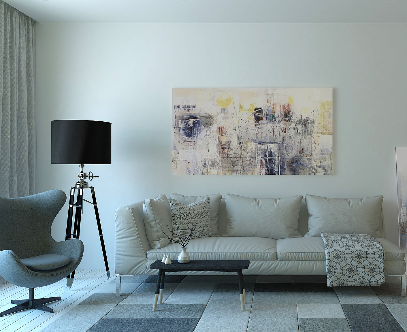 Immagine di soggiorno