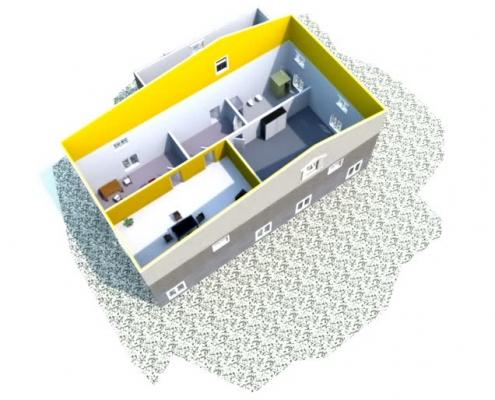 Immagine rappresentativa di Planimetria 3D